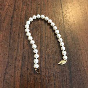 Helzberg Diamonds Jewelry - Helzberg Diamonds Freshwater Pearl Bracelet